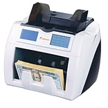 Carnation CR2 Currency Counter with Triple Counterfeit Detection UV MG IR TOUCHSCREEN, Up To 1500 Bi
