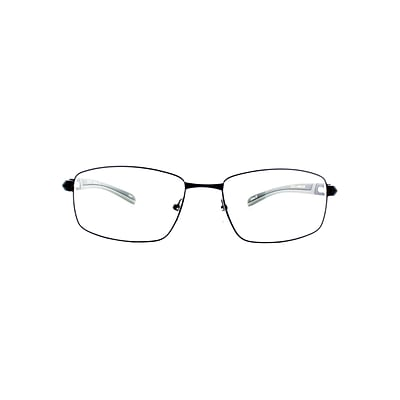 Sportex +2.75 Strength Performance Reading Glasses, Grey (EAR4146)