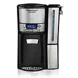 Refurbished Hamilton Beach 47950-RB BrewStation 12-Cup Dispensing Coffee Maker With Removable Reserv