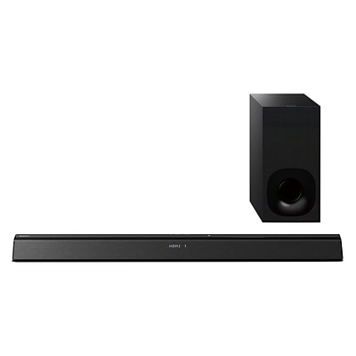 Sony HTCT380-RB Refurbished High-Power Home Audio System, Black, Bluetooth