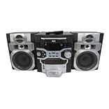 RCA RS2767IFE-RB Refurbished 5 Disc Audio System, 300 W, Black