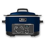 Ninja 6 QT Refurbished 3 in 1 Cooking System - Blue (MC702Q2BL-RB)