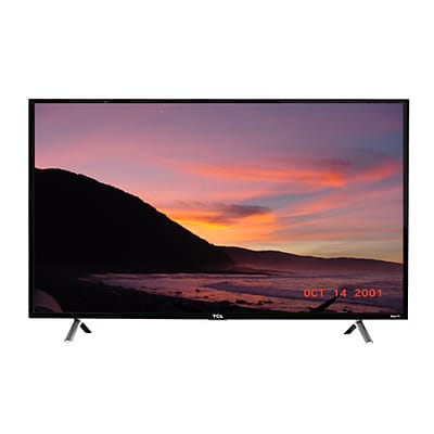 Tcl 49S403 Refurbished 49 IN. 2160P LED Television
