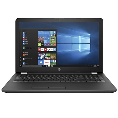 HP® 15-BW010NR 15.6 Notebook, AMD E-Series E2-9000e, 500GB HDD, 4GB, WIN 10 Home, AMD Radeon R2