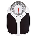 Health-O-Meter® 145KD41 Oversized Professional Dial Scale, Silver/Black, 400 lbs.