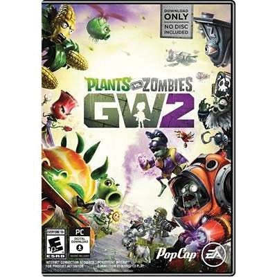 Electronic Arts™ Plants vs Zombies™ Garden Warfare 2Standard Edition PC Game Software, Windows, Digital Download (73511)