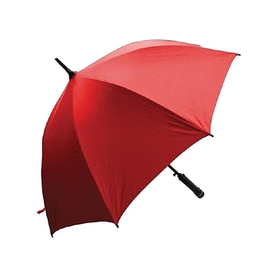 Creative Outdoor™ Bree-Z Bella™ Golf Umbrella with Built-In Fan, Red (900496)