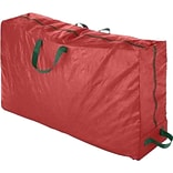 Whitmor Christmas Rolling Tree Bag, Large, Red (61295345)