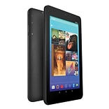 Ematic 7 Tablet, WiFi, 16GB (Android), Black (EGQ373BL)