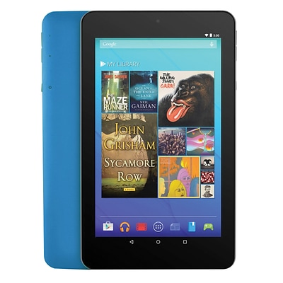 Ematic® EGQ373 7 Tablet, 16GB, Android 7.1, Teal
