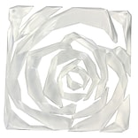 Koziol ROMANCE Room Divider Ornament Set of 4 Transparent Clear (2039535)