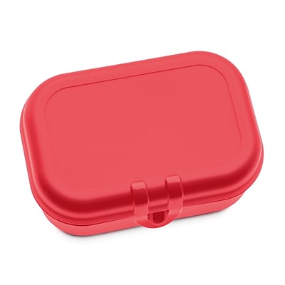 Koziol PASCAL S Lunch Box Solid Raspberry Red (3158583)