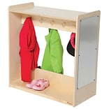 Wood Designs Dress-UP Center with Mirror (91175)