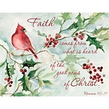 LANG CARDINAL BERRIES BXD XMAS CARDS (1004760)