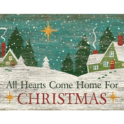 LANG CHRISTMAS HEART BXD XMAS CARDS (1004763)