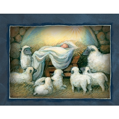 LANG NATIVITY ASSORTED CARDS (1008105)