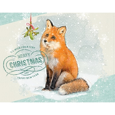 Lang Woodland Holiday Asst Cards (1008113)