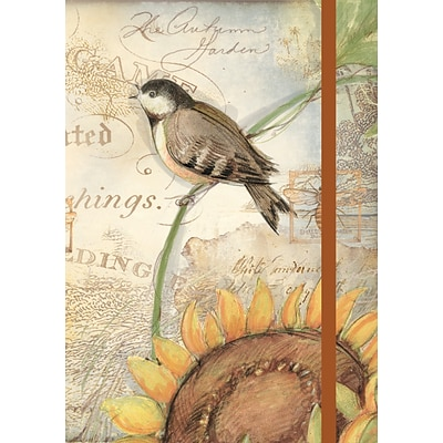 Lang Sunflower Birds Classic Journal (1009518)