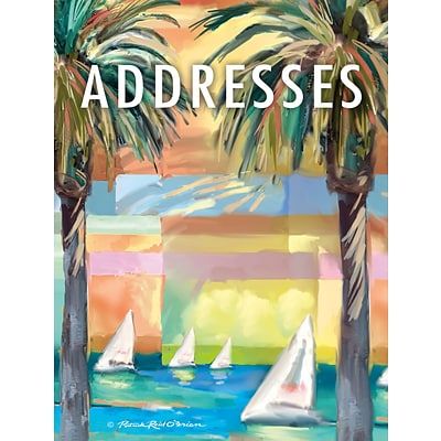 Lang Paradise Address Book (1013244)