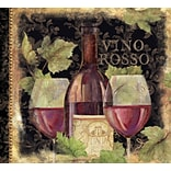 Lang Gilded Wine Recipe Card Album (1033084)