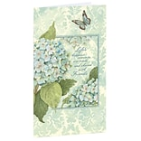 Lang Blue Hydrangea Address Book (1072025)