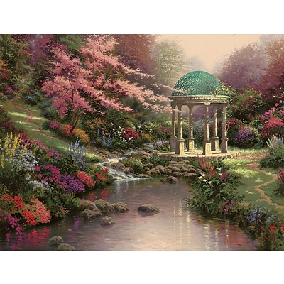 Lang Garden Serenity Note Cards (2080529)