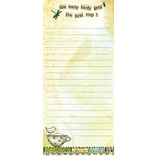 Lang Color My World Mini List Pad (4005168)