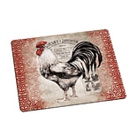 Lang Cardinal Rooster Cutting Board (5035130)