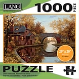 Lang House By The River Puzzle - 1000 Pc (5038016)