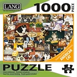 Lang American Cat™ Puzzle - 1000 Pc (5038025)
