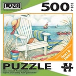 LANG JUST BEACHY  PUZZLE - 500 PC (5039154)