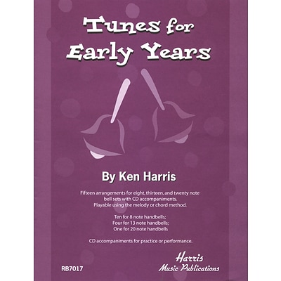 Rhythm Band Tunes for Early Years, 15 Songs
