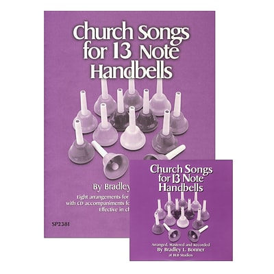 Sweet Pipes Hymns for 8 Note Handbells, 8 Songs