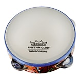 Remo Rhythm Club Tambourine, 4 sets of Jingles