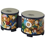 Remo Rhythm Club Bongo, Set of 2