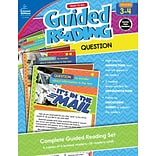 Ready to Go Guided Reading: Question, Grades 3 - 4 Paperback (104930)
