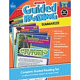 Ready to Go Guided Reading: Summarize, Grades 3 - 4 Paperback (104933)