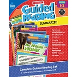 Ready to Go Guided Reading: Summarize, Grades 1 - 2 Paperback (104932)