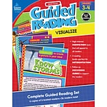 Carson-Dellosa Ready To Go Guided Reading: Visualize, Grades 3 - 4 Paperback (104968)