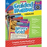 Carson-Dellosa Ready To Go Guided Reading: Visualize, Grades 5 - 6 Paperback (104969)