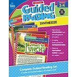 Carson-Dellosa Ready To Go Guided Reading: Synthesize, Grades 3 - 4 Paperback (104965)