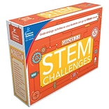 Carson-Dellosa Learning Cards Stem Challenges Grades 2–5 33 Pieces (140350)