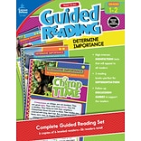 Carson-Dellosa Ready To Go Guided Reading: Determine Importance, Grades 1 - 2 Paperback (104961)