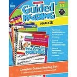 Carson-Dellosa Ready To Go Guided Reading: Analyze, Grades 1 - 2 Paperback (104958)