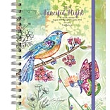 2019 LANG 9.25 x 7.65, Academic Monthly Planner, Fanciful, Plan-It (19997081004)