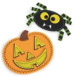 Darice Ddi, Halloween Buddies Craft Kit Pk24, (FLT-SSKIT)