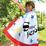 Sew-Star IntL Trading Co Ltd, Color Me Super Hero Cape Pk12, (CM139)
