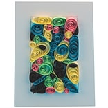 S&S Worldwide Paper Quilling Craft Kit, 12/Pack (CF-13414)