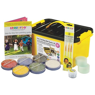 Colart Americas  Inc, Face Painting Starter Kit, (1194010)