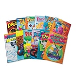 S&S Worldwide Coloring and Activity Books, 12/Pack (SL7927)